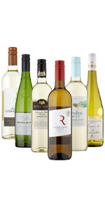 Crisp Autumn Whites Mixed Case - Case of 12