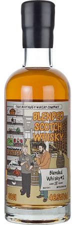 Majestic Blended Whisky 50cl Bottle