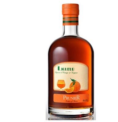 Prunier Orange Liqueur Cognac