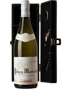Puligny-Montrachet Jean-Louis Chavy Single Bottle Wine Gift in Accessories Box