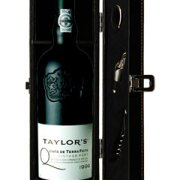 Taylors Quinta De Terra Feita Port Single Bottle Gift in Accessories Box 75cl Bottles