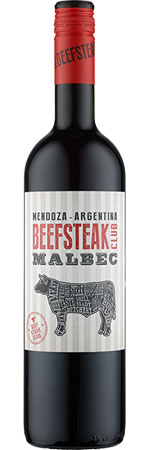 Beefsteak Club Malbec 2016