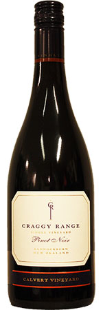 Craggy Range Te Muna Road Pinot Noir 2013