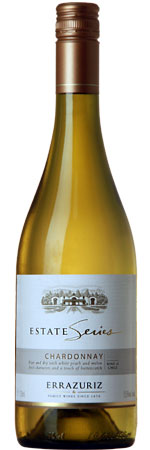 Errazuriz Estate Series Chardonnay 2016