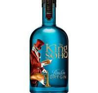 The King of Soho Gin 20cl