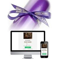 The Whisky Barrel Gift e-Voucher