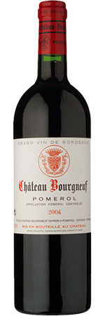 Château Bourgneuf 2002