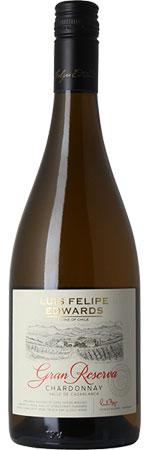 Luis Felipe Edwards Gran Reserva Chardonnay 2016