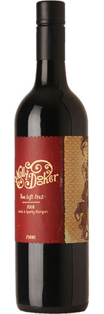 Mollydooker 'Two Left Feet' Shiraz/Cabernet/Merlot 2015