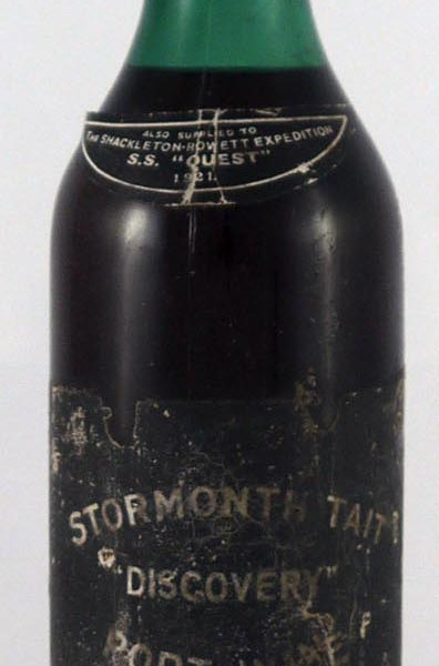 1920's Stormonth Tait Discovery Port Wine