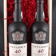 1937 Taylor Fladgate 80 years of Port (2 X 75cl)