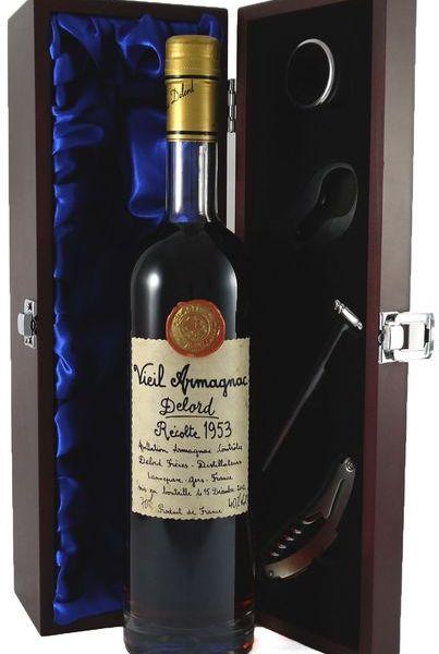 1953 Delord Freres Bas Armagnac 1953 (70cl)
