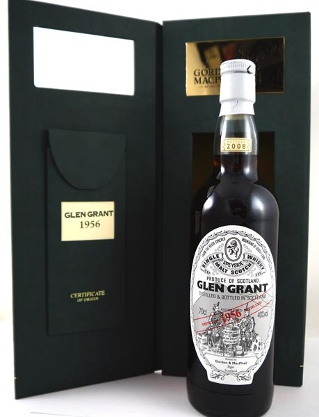 1956 Glen Grant Highland Malt Whisky 1956