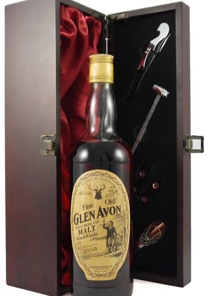 1958 Glen Avon Scotch Malt Whisky 1958