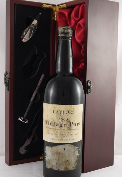 1960 Taylor Fladgate Vintage Port 1960