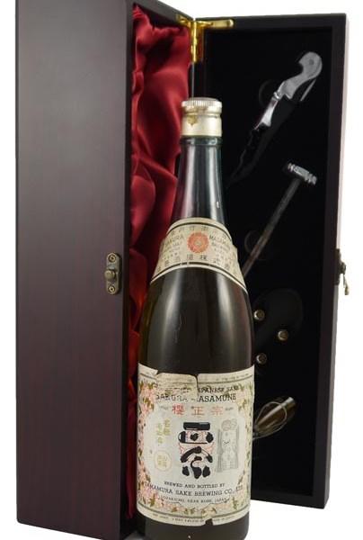 1960's Saukura Masamune brewed by Yamamura Sake Brewing Co.