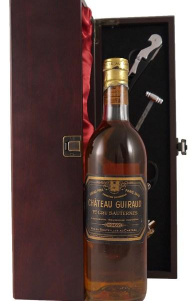 1962 Chateau Guiraud 1962 1er Grand Cru Classe Sauternes