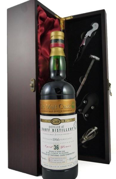 1966 Banff 36 Year old Highland Malt Whisky 1966