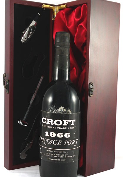 1966 Croft Vintage Port 1966