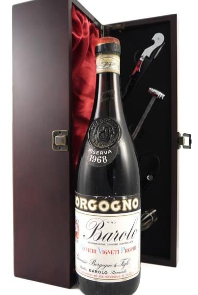1968 Barolo Riserva 1968 Borgogno & Figli