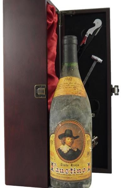 1968 Faustino I 1968 Rioja