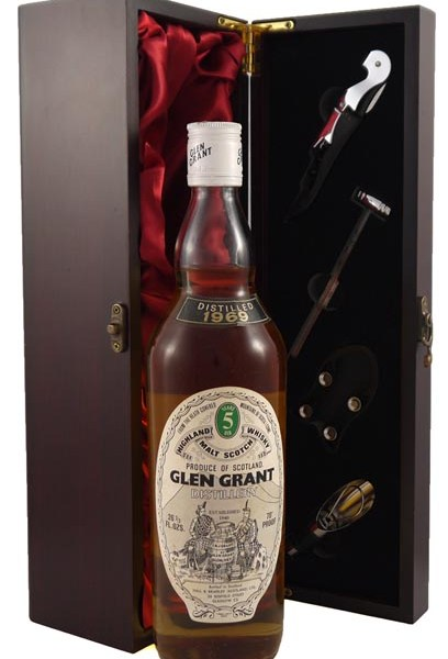 1969 Glen Grant 5 year old Finest Highland Malt Whisky 1969