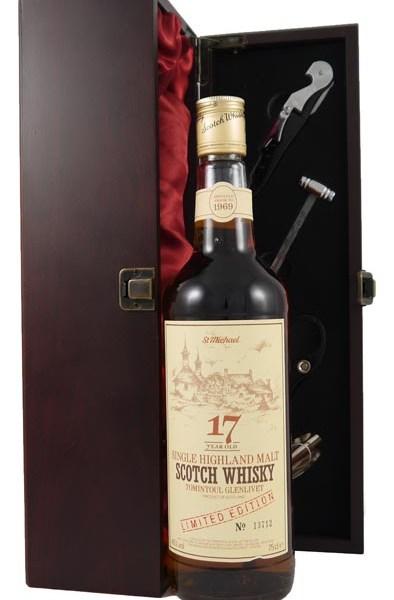 1969 Tomintoul - Glenlivet 17 year old Single Malt Whisky 1969