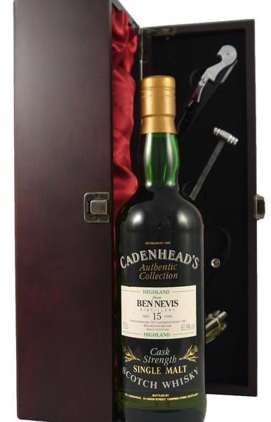 1977 Ben Nevis 15 Year Old Malt Whisky 1977