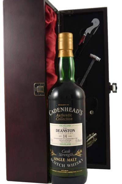 1977 Deanston 14 Year Old Malt Whisky 1977