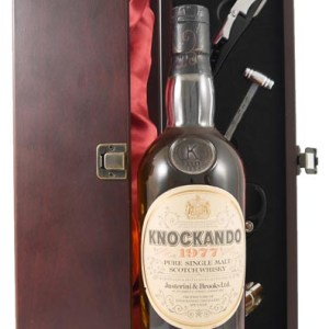 1977 Knockando 14 year old Malt Whisky 1977