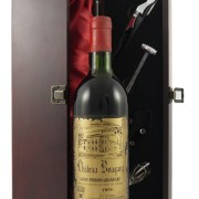 1978 Chateau Bouquet 1978 Saint Emilion Grand Cru