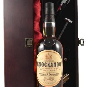 1978 Knockando 14 year old Single Malt Whisky 1978
