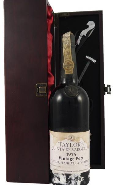 1978 Taylor Fladgate Quinta de la Vargellas Vintage Port 1978