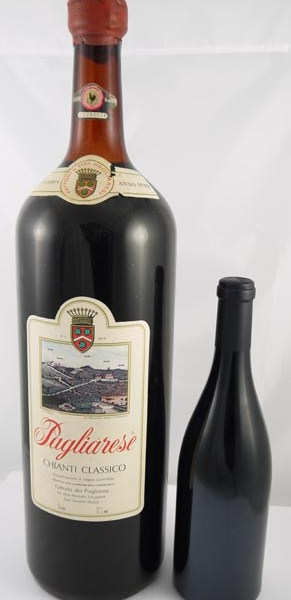 1980 Chianti Classico 1980 Fattoria del Pagliaresi (5 Litre)