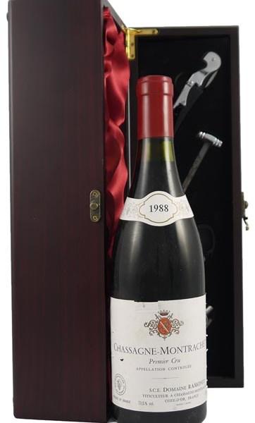 1988 Chassagne Montrachet 1988 Bernard Grapin