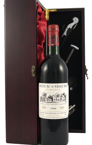 1988 Chateau D'Angludet 1988 Margaux