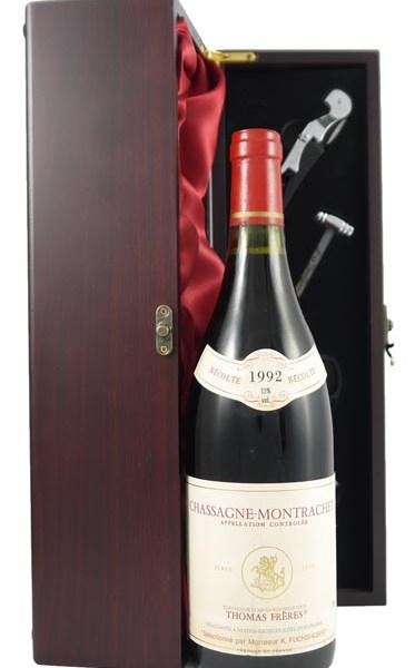 1992 Chassagne Montrachet 1992 Thomas Freres