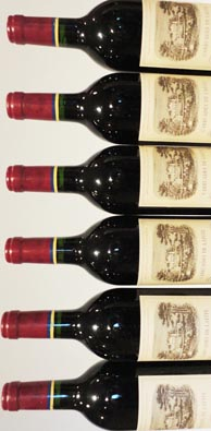 2000 Carruades de Lafite  12 bottle OWC 2000