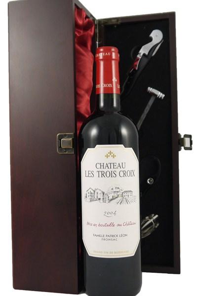 2004 Chateau Les Trois Croix 2004 Bordeaux