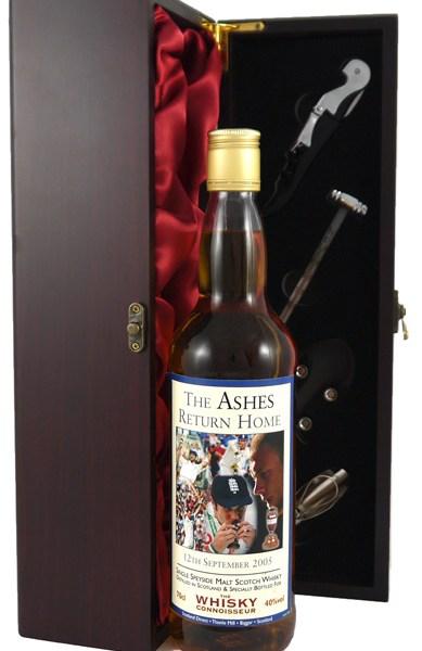 2005 The Ashes Return Home Single Speyside Malt Scotch Whisky 2005