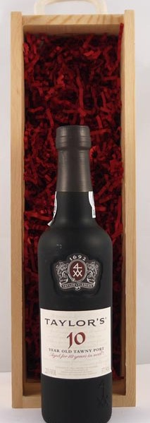 2007 Taylor Fladgate 10 year old Tawny Port (37.5cls)