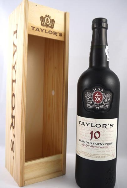 2007 Taylor Fladgate 10 year old Tawny Port (75cls)