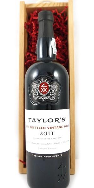2011 Taylor Fladgate Late Bottled Vintage Port 2011