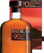 Balblair - 1990 2nd Release 70cl Bottle