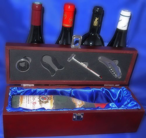 Bi Monthly Red Wine Gift