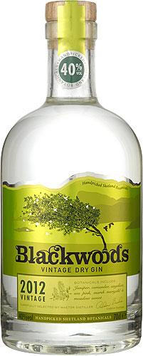 Blackwoods - Vintage Dry 70cl Bottle