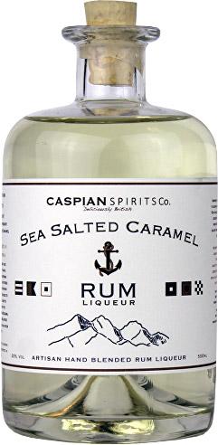 Caspian Spirits - Salted Caramel 70cl Bottle
