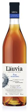 Comte de Lauvia - Fine Armagnac 70cl Bottle