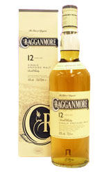 Cragganmore - 12 Year Old 70cl Bottle