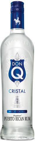 Don Q - Cristal 70cl Bottle